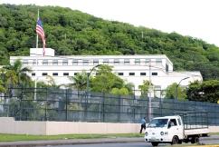 Embajada Americana en Managua