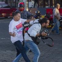 Nicaragua-paramilitares