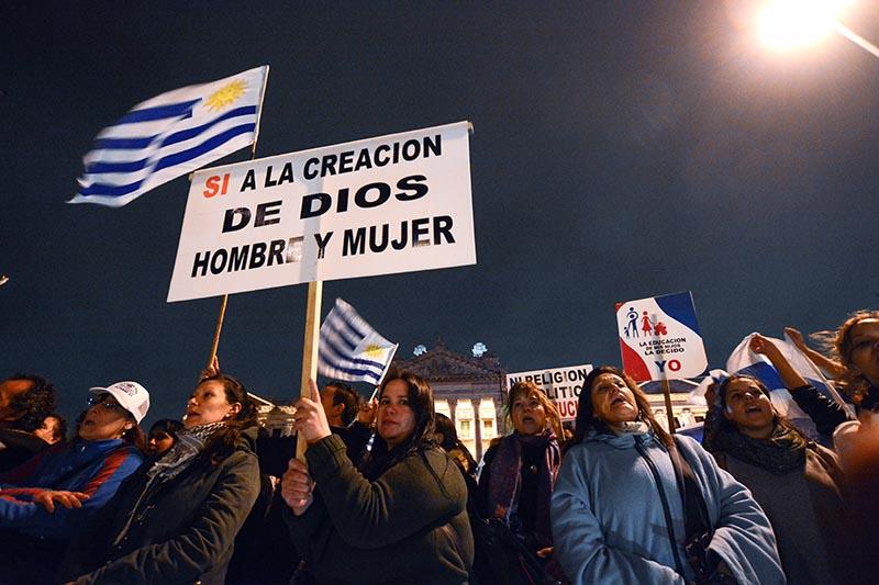Resultado de imagen para candidatos evangelico uruguay