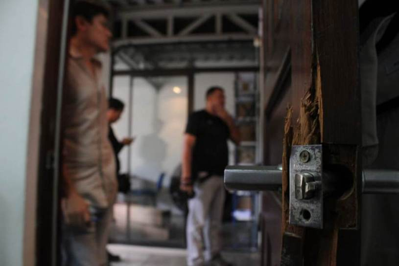 Nicaragua – Estrechando el cerco. Cuarta fase represiva. [Alejandro ...