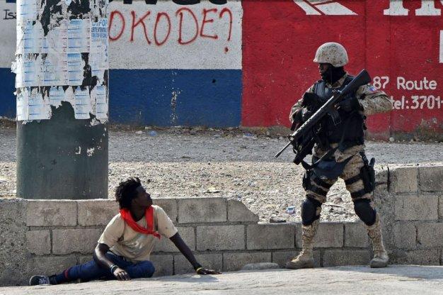 Haití Tres