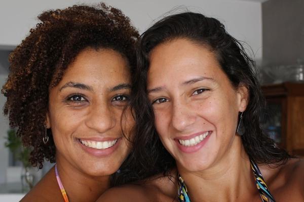 Brasil II -Marielle Franco y Monica Benicio